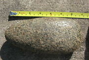 Prehistoric Native American Hard Stone Celt / Axe Pecked And Ground 7x3 Inches