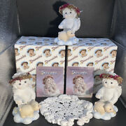 Dreamsicles Picture Perfect Ltd Edition Cast Figurine 2 Sets Sold Together