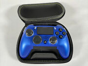 Scuf Vantage Pro Controller - Ps4 - Playstation 4 Wireless W/ Case Free Shiping