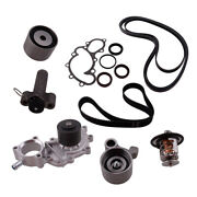 Car Timing Belt Water Pump Kit Fit For Toyota 4runner Tacoma Tundra 3.4l