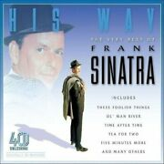Frank Sinatra - His Way Very Best Of Frank Sinatra, 4 Collection - 4 Cd - Vg