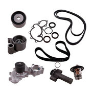 Car Timing Belt And Water Pump Kit Fit For Toyota Tacoma Tundra T100 3.4l