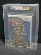 Nintendo Wii Little Kingand039s Story Limited Edition Vga 85+ New Sealed Game Onii