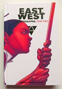 East Of West The Apocalypse Year Two New Hc Image Graphic Novel Comic Book
