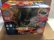 Doctor Who Bbc Tardis Playset Loose Parts Inside
