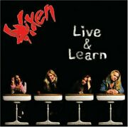 Vixen - Live And Learn - Cd - Excellent Condition - Rare