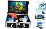 Underwater Fish Finder - Professional Fishing Video Camera With 7 Tft Color
