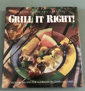 Grill It Right Sizzling Recipes For Gas Or Charcoal Grills Grilling Bbq Ribs ++