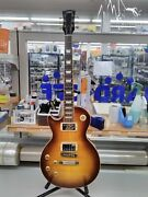 Gibson Les Paul Standard Lefty 020080405 With Hard Case Ships Safely From Japan