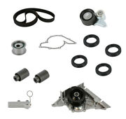 Engine Timing Belt Kit With Water Pump-and Seals Continental Elite Pp297lk4