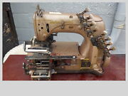 Industrial Sewing Machine Union Special 54-400 J-meter And With Rear Puller-