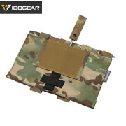 Idogear Tactical First Aid Kit Pouch Medical Organizer Pouch Molle 9022b Medical