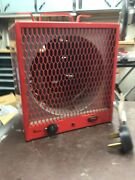 Dr. Infrared 208/240v 4800/5600w Industrial Heater