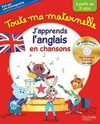 Toute Ma Maternelle Jand039apprends Land039anglais + Cd Audio Des 3 By Joanna Le May Vg+