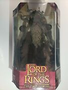 New In Box Lord Of The Rings Two Towers Treebeard Action Figure