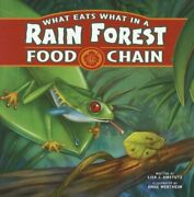What Eats What In A Rain Forest Food Chain Food Chains By Lisa J. Amstutz