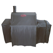 Char-griller Outlaw Cover Bbq Protector 3737 Fits Outlaw Charcoal Grill And Smoker