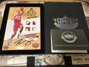 Limited To 99 Pieces Nba Ben Simmons Rookie Patch Auto