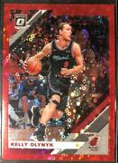 Nba Kelly Olynyk 19-20 Optic Prizm Limited To 85 Sheets