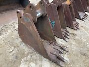 17 Case 580 580m 580k 580l 580e Backhoe Trenching Bucket Free Ship 25 Milesonly