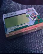 New Nintendo 3ds Xl Super Mario World New Lime Green Special Edition [new]
