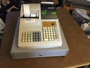 Sharp Er-a440 Electronic Cash Register Untested - Local Pickup Only