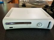 Xbox 360 Old/fat Video Game System Console Only White
