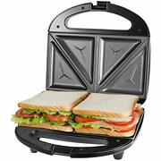 Ostba Sandwich Maker, Toaster And Electric Panini Press With Assorted Sizes