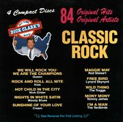 4 - Dick Clark 84 All Time Hits/4cds - 4 Cd - Brand New/still Sealed - Rare