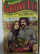Grow It By Richard W. Langer Excellent Condition