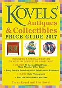 Kovels' Antiques And Collectibles Price Guide 2017 Excellent Condition