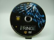 Fringe - The Complete First Season Original Dvd Replacement Disc 4 Only
