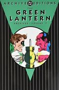 Green Lantern Archives Vol. 7 Archive Editions By Gardner Fox And John Broome