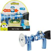 Minions The Rise Of Gru Fart 'n Fire Super-size Blaster For Kids Ages 4 Years
