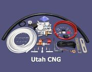 Utah Cng, Complete Diesel Cng Conversion Kit 2 Year Warranty, 4, 6 And 8 Cylinder