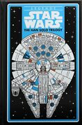Legends Star Wars The Han Solo Trilogy Hard Cover Book