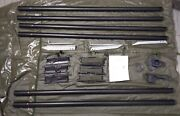 30 Tower Mast Section Kit Base Station 5985-01-369-7744 Us Army/military Antenna