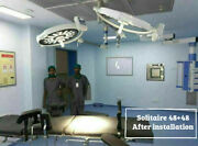 Hospital Led Operation Theater Light Intensity-160000 X2 Lux Double Ceiling Lamp