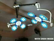 Surgical And Examination Led Miraz Lights 4+4 Double Dome Operation Theater Lights