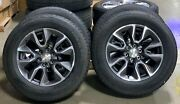 2021 Chevy Tahoe 20 Wheels With, 275/60r20 Continental Tires, Set Of 4