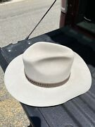 Stetson 6 7/8 F2040 Stampede 601 S Belly 4x Beaver