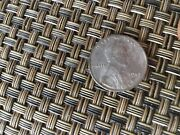 1943 Silver Steel Lincoln Wheat Penny One Cent No Mint Mark Sticks To Magnets