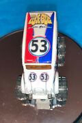 Hot Wheels Monster Dairy Delivery Herbie The Love Bugmonster Dairyitandrsquos A Custom