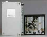 Metal Gear 25th Anniversary Metal Gear Solid Collection Japanese 【limited 2500】