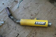 00-07 Can-am Ds650 Bombardier Baja 650 Exhaust Pipe Muffler Slip On Hmf