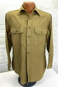 Wwii Us Army Long Sleeve Shirt