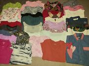 Preowned Lot Of Woman's Clothes Size Large L Tops..32 Total
