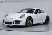 2016 Porsche 911 R Coupe Front Axle Lift Led Leather Light Design Satellite Air Conditioning Adaptive