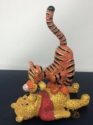 Disney Arribas Brothers Winnie The Pooh And Tigger Andldquospecialandrdquolimited Edition Of 500