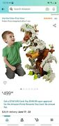 Imaginext Ultra T-rex Collectable Dinosaur With Self Movement Lights And Sound.